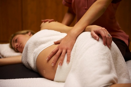A 60Minute Prenatal Massage at Infused Beauty Bar (50% Off)