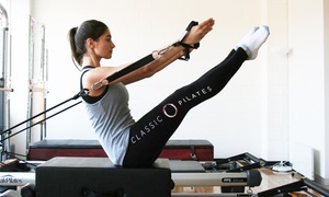 Classic Pilates: Unlimited Beginner Pilates Classes for Two ($29) or Four Weeks ($49) at Classic Pilates, Hampton (Up to $720 Value)