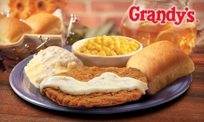Grandy's - San Angelo: $7 for $15 Worth of Comfort Fare at Grandy's
