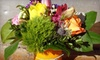 Park Delicatessen - Prospect Heights: $20 for $40 Worth of Flowers and Seasonal Bouquets at Park Delicatessen in Brooklyn