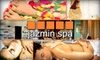Jazmin Spa - Multiple Locations: $55 Facial or Massage and Three Additional Spa Services at Jazmin Spa ($120 Value)