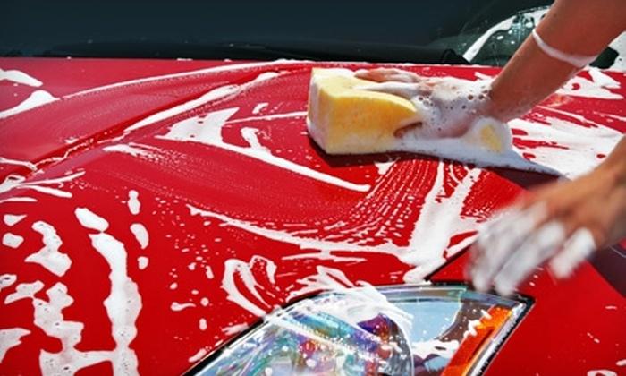 5 Star Auto Spa - Winchester: $10 for Three Basic Car Washes (Up to $21 Value) or $21 for Three 5 Star Car Washes (Up to $42 Value) at 5 Star Auto Spa in Winchester