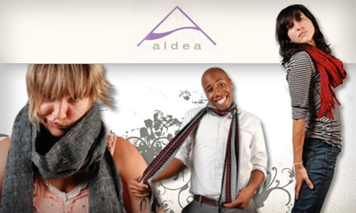 Aldea Designs - Austin: $15 for $30 Worth of Fair-Trade, Homemade Goods at Aldea