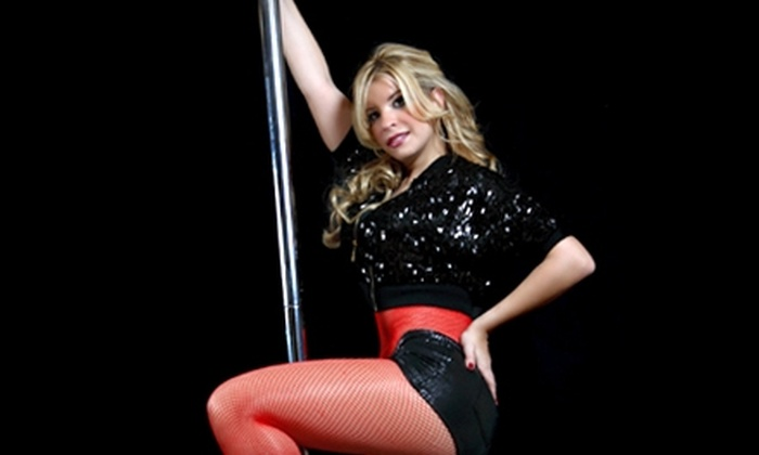 Moulan Rouge Pole Fitness - Doral: $25 for Five Pole-Dancing Classes at Moulan Rouge Pole Fitness ($120 Value)