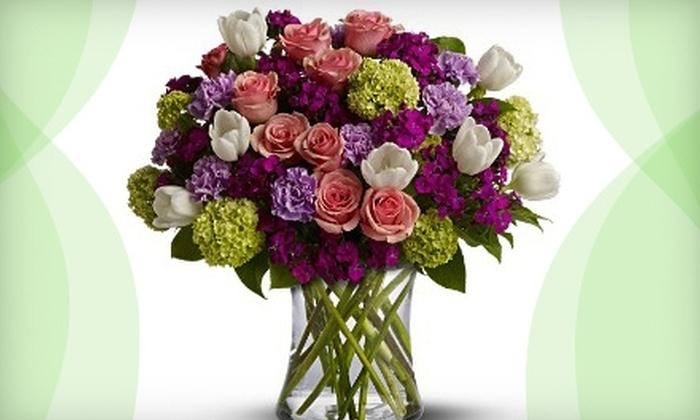Fleurs Magic Flowers - Chelmsford: $20 for $40 Worth of Flower Arrangements at Fleurs Magic Flowers