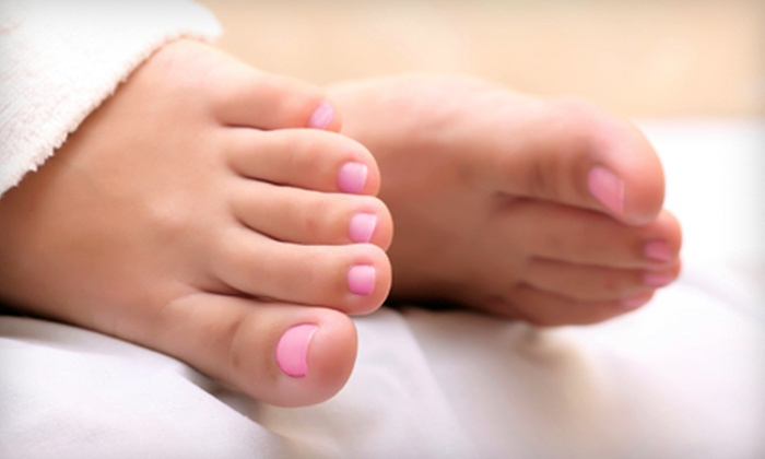 T.G. Nail Salon - Multiple Locations: $25 for Two Pedicures at T.G. Nail Salon ($56 Value)