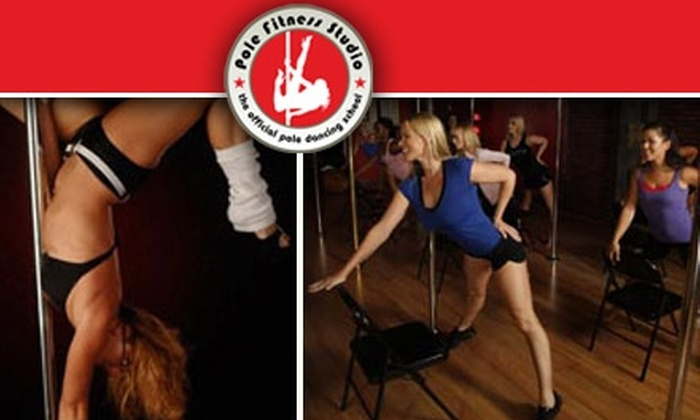 Pole Fitness Studio - Paradise: $15 for a Pole-Dancing Class at Pole Fitness Studio ($30 Value)