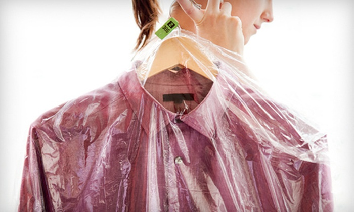 Art Cleaners - Multiple Locations: $10 for $20 Worth of Environmentally Friendly Dry-Cleaning Services at Art Cleaners. Seven Locations Available.