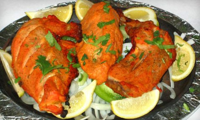 India Palace - Bridgeton: $12 for $25 Worth of Indian Cuisine and Drinks at India Palace in Bridgeton