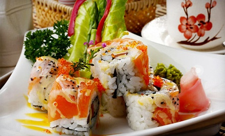 $20 Groupon to Koi Sushi - Koi Sushi in Williamsville