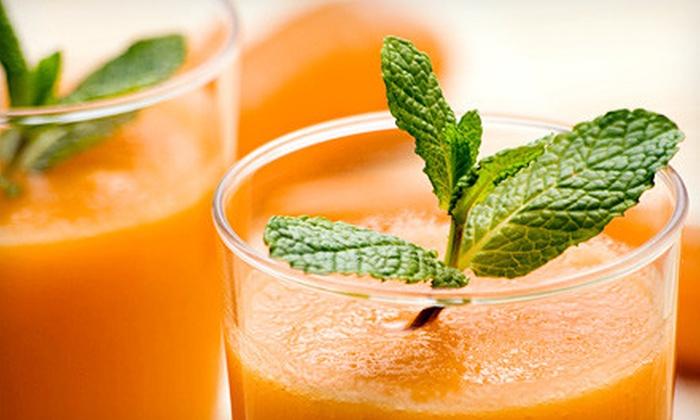 NutriCare Wellness Center - Bala Cynwyd: One- or Three-Day Juice Cleanse at NutriCare Wellness Center in Bala Cynwyd (Up to 58% Off)