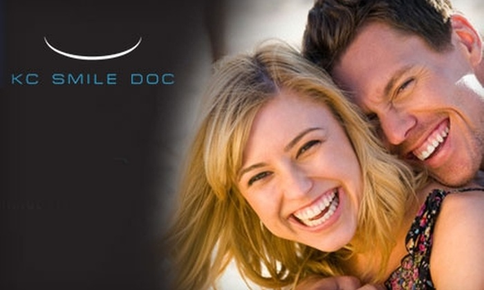 KC Smile Doc - Richard Burch DDS - Ward Parkway: $45 for an Exam, X-Rays, and a Teeth Cleaning at KC Smile Doc – Richard Burch DDS ($234 Value)