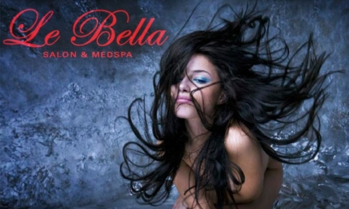 Le Bella Salon & Medspa - Paradise Valley: $49 for a One-Hour Stimulating Collagen and Peppermint Facial at Le Bella Salon and Medspa (a $140 Value)