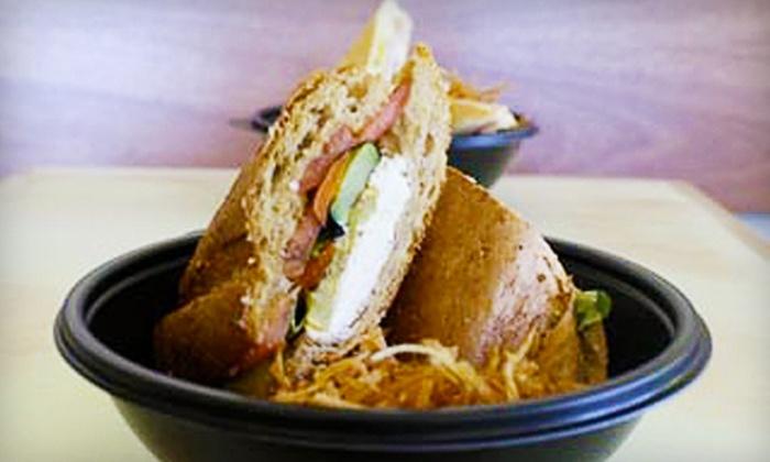 Cuba Cuba Sandwicheria - Goss - Grove: $15 for $30 Worth of Cuban Sandwiches and Bowls at Cuba Cuba Sandwicheria in Boulder