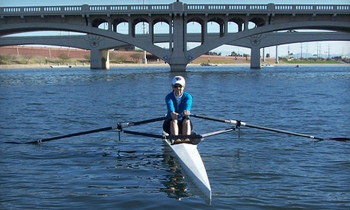 Class Fitness - Scottsdale: $39 for 10 Rowing Classes on Land at Class Fitness in Scottsdale, Plus $20 Voucher Toward On-Water Classes ($250 Value)