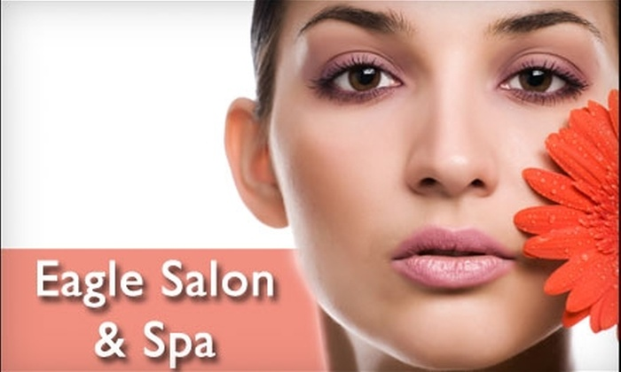 Eagle Salon and Spa - Eagle: $30 for a European Facial or an Express PCA Chemical Peel at Eagle Salon and Spa ($60 Value)