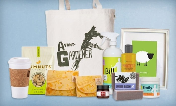 Abe's Market: $15 for $30 Worth of Eco-Friendly Natural Goods, Beauty, Fashion, and Pet Products from Abe's Market
