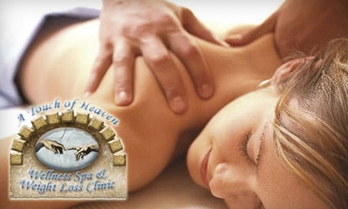 A Touch of Heaven - Gainesville: Your Choice of Four Spa Services at A Touch of Heaven