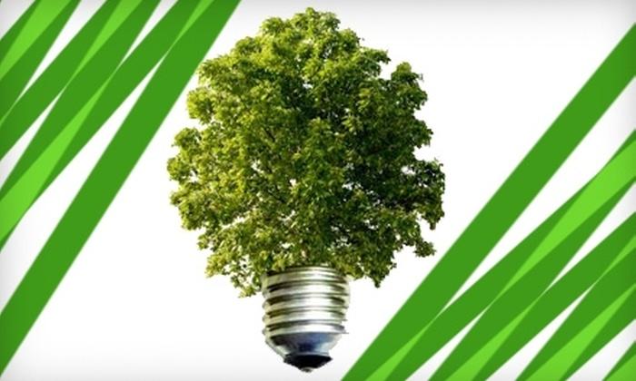Go Louisiana Green - New Orleans: $200 for an Energy-Efficiency Audit from Go Louisiana Green ($500 Value)