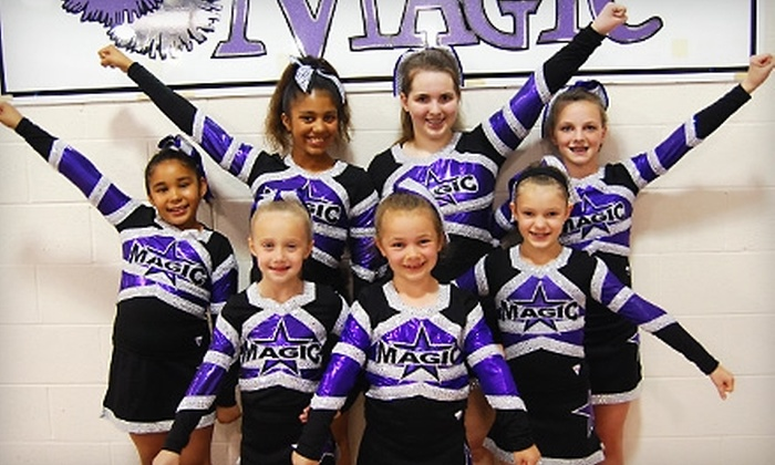 Twigs Kids - Dayton: $87 for Three-Day Cheerleading Camp at Twigs Kids in West Carrollton ($175 Value)