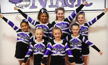 Twigs Kids: Three-Day Cheerleading Camp from June 15-17 - Twigs Kids in West Carrollton