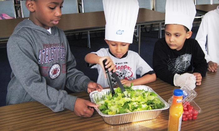 Children's Hunger Alliance - Cincinnati: If 25 People Donate $10, Then the Children's Hunger Alliance Can Provide a 12-Week Nutrition and Cooking Workshop for 25 Kids