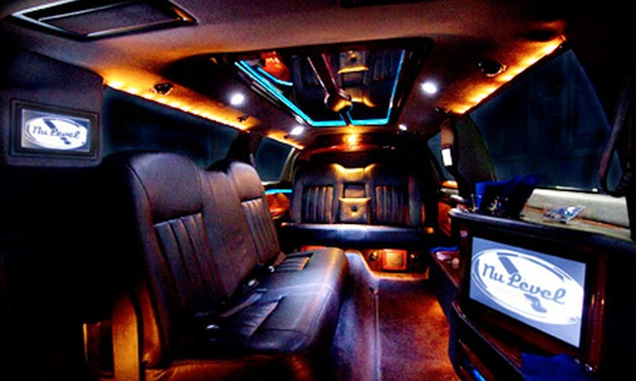 NuLevel Limousines - East Northport: $50 for $100 Worth of Limousine Rental from NuLevel Limousines