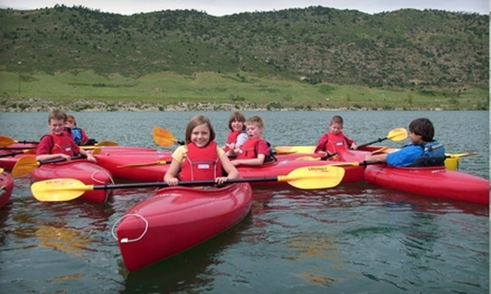 Avid4 Adventure - Boulder: $39 for a Half-Day Canoeing, Climbing, or Kayaking Adventure from Avid4 Adventure ($78 Value)