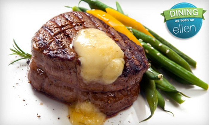 Steak Street - High Point: Steak Dinner with Appetizer and Entrees for Two or Four at Steak Street in High Point