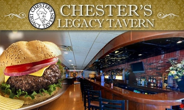 Chester's Legacy Tavern - Fruitland Park: $15 for $35 Worth of Modern American Fare at Chester's Legacy Tavern