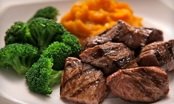 UFood Grill - Multiple Locations: Healthy Comfort Fare at UFood Grill. Three Locations Available.