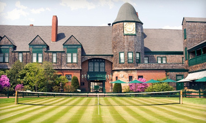 International Tennis Hall of Fame & Museum - Newport: Classic or Ace Membership to the International Tennis Hall of Fame & Museum in Newport (Half Off)
