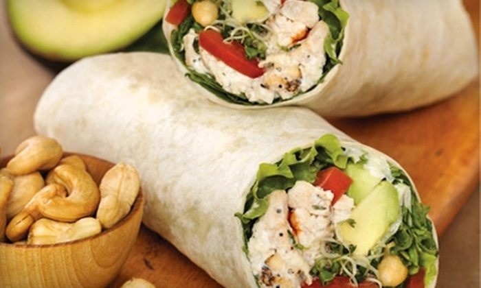Roly Poly - Broadway Marketplace: $5 for $10 Worth of Rolled Deli Wraps at Roly Poly Sandwich Shop