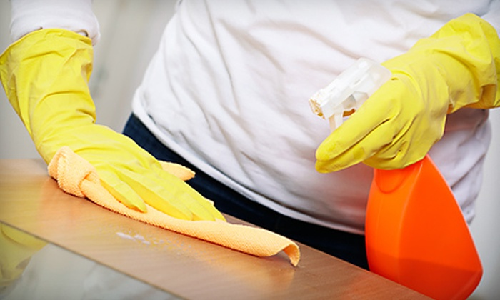Christal Clean - Milwaukee: $60 for Two Hours of Home-Cleaning Services from Christal Clean ($130 Value)