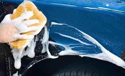 Speed Car Wash: Gold Full Service Wash - Speed Car Wash in San Diego