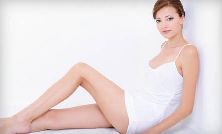 6 Laser Hair-Removal Treatments for Each of 3 Small Areas - Avante Garde Aesthetic Centers in Somerset