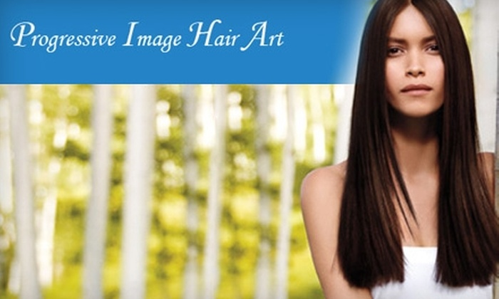 Progressive Image Hair Art - Central Sacramento: $25 for $55 Worth of Facials and Waxing Services at Progressive Image Hair Art