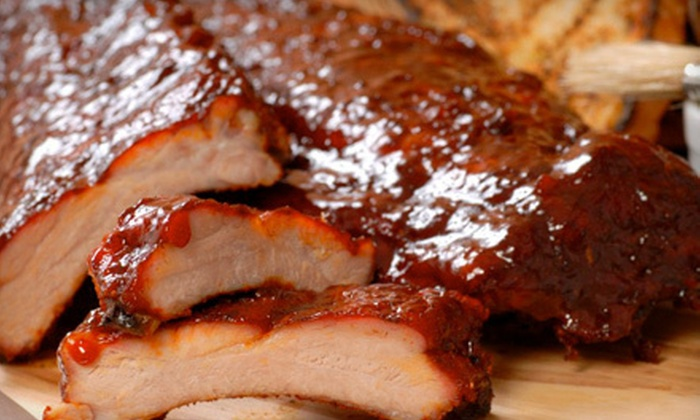 Uncle Fuller's BBQ - Shady Grove: Barbecue Sandwiches, Ribs, and Homestyle Sides at Uncle Fuller's BBQ in Canton (Half Off). Two Options Available.