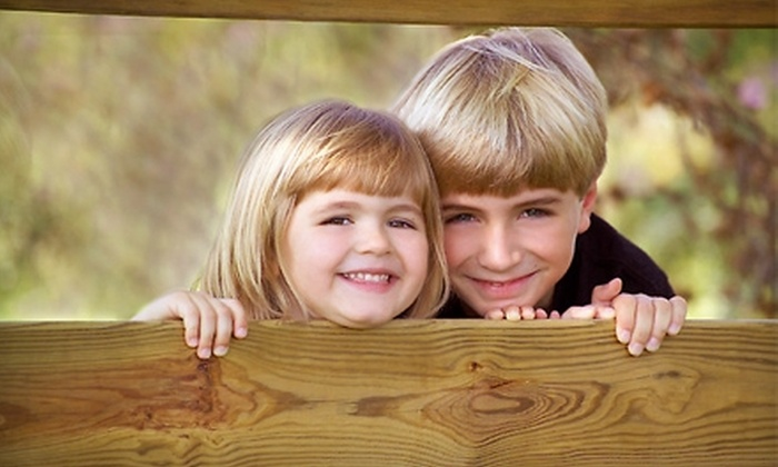 """Worzella Photography - Mequon: $59 for a Professional Photo Session and One 11""""x14"""" Print or Two 8""""x10"""" Prints at Worzella Photography in Mequon ($220 Value)"""