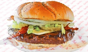 Char Hut: $16 for Four Groupons, Each Good for $7 Worth of Burgers and Drinks at Char Hut ($28 Total Value)