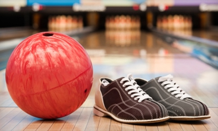 Pro Bowl West - Lincoln Park: $12 for Two Hours of Unlimited Games for Two and Two Shoe Rentals at Pro Bowl West (up to $25 Value)