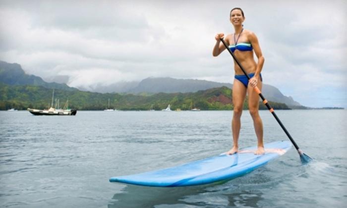 Malibu Surf Shack - Eastern Malibu: $35 for a Two-Hour Kayak or Paddle-Board Coastal Tour ($69.95 Value) Plus $5 Toward Future Rental from Malibu Surf Shack