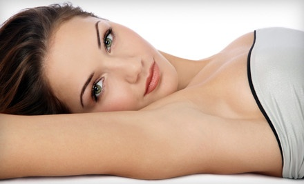 Waxing Services on a Small Area (an $18 value) - Le Jardin in St. Louis