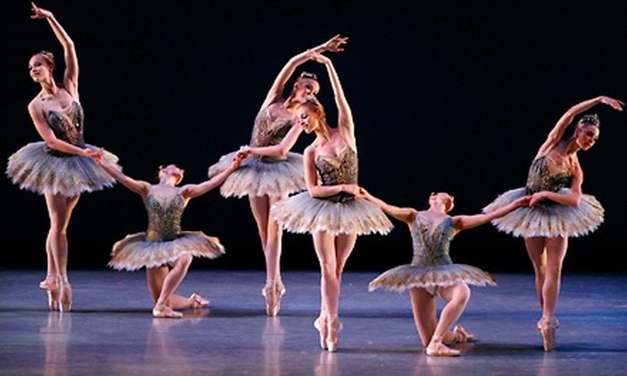 """Ballet Arizona - Downtown Phoenix: $34 for One Silver-Tier Ticket to Ballet Arizona's Performance of """"Celebration of Balanchine"""" on Thursday, June 2, at 7 p.m. (Up to $91 Value)"""
