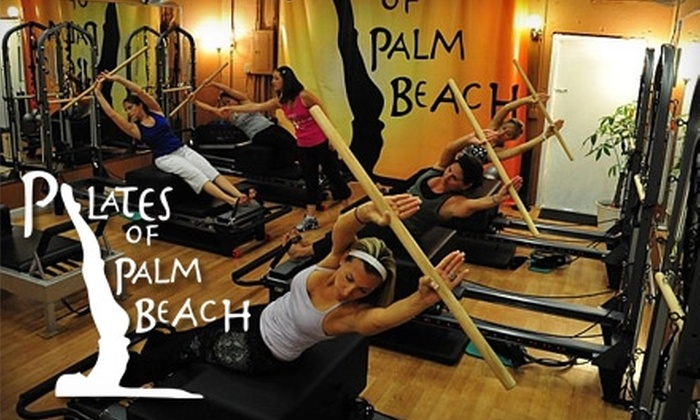 Pilates of Palm Beach - Lawson Industrial Park: $75 for 3 Private Pilates Sessions at Pilates of Palm Beach ($225 Value)