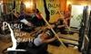 Pilates of Palm Beach - Lawson Industrial Park: $75 for 3 Private Pilates Sessions at Pilates of Palm Beach ($225 Value)