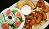 Elsa's Kitchen - College East: $12 for a Greek-American Meal with Combo Plates and Drinks for Two at Elsa's Kitchen (Up to $24.90 Value)