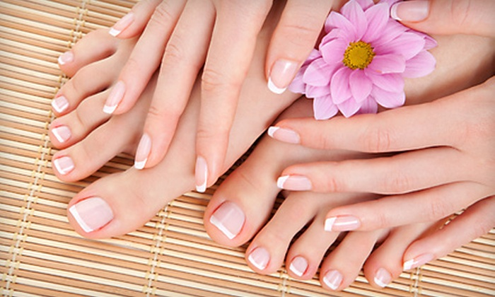 Mod Salon - Huntsville: One or Two Day at the Spa Mani-Pedis at Mod Salon