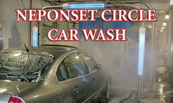 Neponset Circle Car Wash - Dorchester: $9 for The Works Car Wash at Neponset Circle Car Wash in Dorchester (Up to $20 Value)