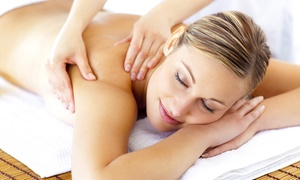 Energy Vibrations & Enrichment: $62 for a 60-Minute Massage with Aromatherapy from Energy Vibrations & Enrichment ($105 Value)
